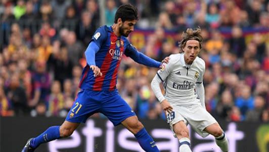 "Barcelona - Real Madrid: ""Kinh điển"" phút 90"