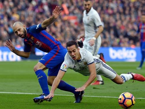 "Barcelona - Real Madrid: ""Kinh điển"" phút 90 - 1"
