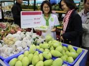 Thị trường - Tiêu dùng - Tranh nhau mua cá, tôm... với thương lái Trung Quốc