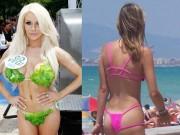 Thời trang - Giật mình thon thót vì những bộ bikini siêu quái đản