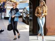 Thời trang - Sắm ngay 9 món đồ sau để mặc đẹp như Gigi Hadid