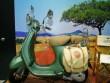 Xe máy - Xe đạp - Ngắm Vespa LVX150 3Vie Safari, Vespa PX125 trình làng