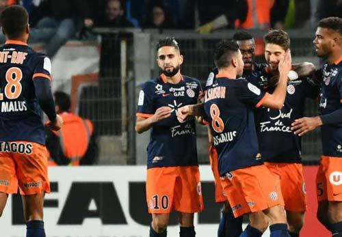 Montpellier - PSG: Cú sốc một chiều - 1