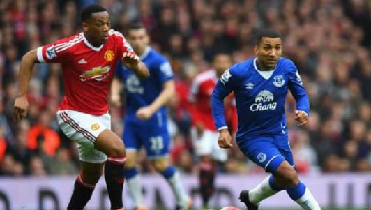 TRỰC TIẾP Everton - MU: Ibrahimovic bất ngờ mở điểm (H1)