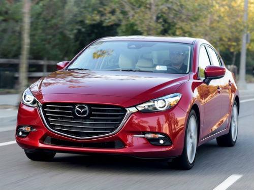 Top 10 mẫu sedan 2017 ăn xăng ít nhất - 1
