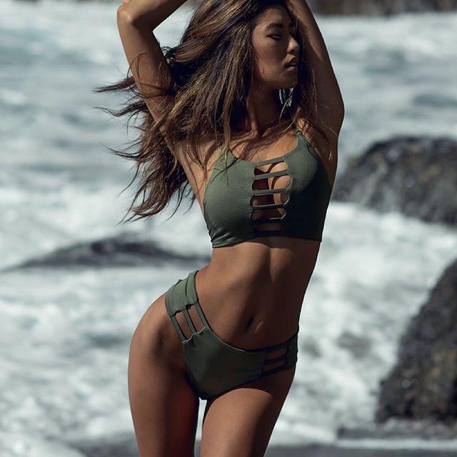 Nếu giảm cân, hãy cố gắng đẹp như cựu Á hậu Hàn Quốc - 5