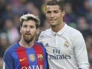 """Bóng đá - Barca – Real cực nóng, Messi – Ronaldo vẫn """"tình cảm"""""""