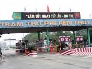 Tin tức trong ngày - Dân đưa ô tô chặn cầu Bến Thủy, chủ đầu tư nói gì?