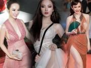 """Thời trang - Loạt váy áo sexy """"bạo"""" nhất năm của Angela Phương Trinh"""