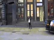 """Video Clip Cười - Xôn xao hình ảnh """"Aladin"""" xuất hiện trên phố"""