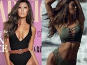 Làm đẹp - Nếu giảm cân, hãy cố gắng đẹp như cựu Á hậu Hàn Quốc