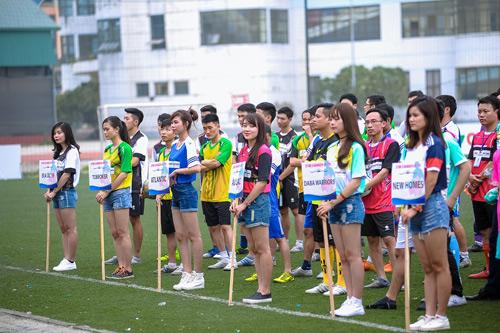 Khai mạc giải bóng đá CUP Nghemoigioi.vn: Gay cấn và cuồng nhiệt - 2