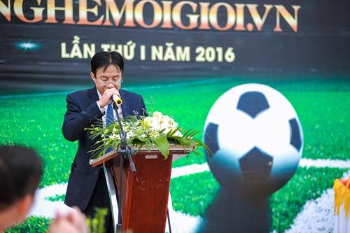 Khai mạc giải bóng đá CUP Nghemoigioi.vn: Gay cấn và cuồng nhiệt - 4