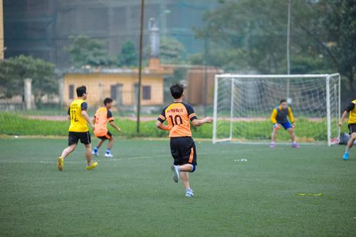 Khai mạc giải bóng đá CUP Nghemoigioi.vn: Gay cấn và cuồng nhiệt - 6