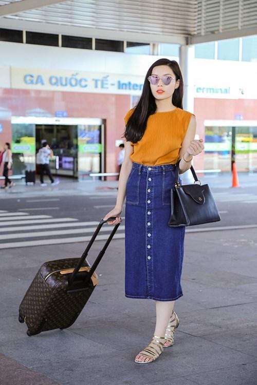 """Khi mỹ nữ Việt """"quên"""" mang giày cao mà chỉ đi dép lào, giày bệt - 21"""