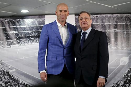 Zidane: 11 tháng chèo lái Real, 11 chiến công đáng nể