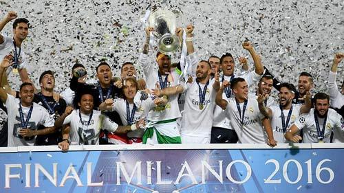 Zidane: 11 tháng chèo lái Real, 11 chiến công đáng nể - 2