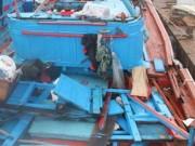 Ngư phủ đâm chết đồng nghiệp trên tàu đánh cá