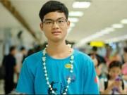 Giáo dục - du học - Chàng trai đoạt HCV Olympic Toán bật mí bí quyết học tốt