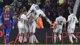 Tiêu điểm vòng 14 Liga: El Clasico & chất quái của Zidane