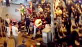 CSCĐ giải cứu thanh niên bị đánh hội đồng giữa phố HN