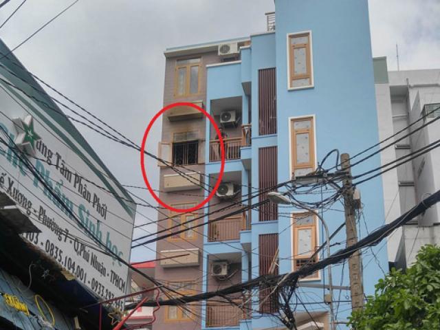 Nổ lớn tại căn nhà 5 tầng ở Sài Gòn, 4 người nguy kịch