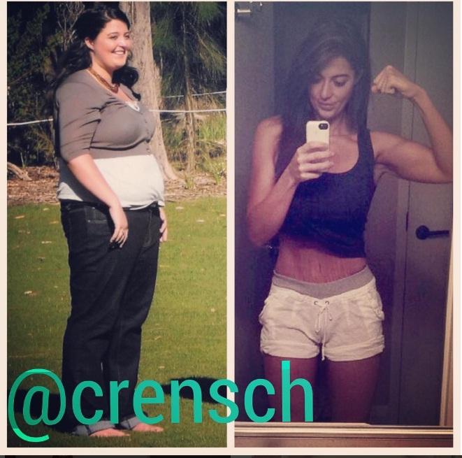 9X xinh đẹp nước Mỹ gây sốc vì từng béo phì 123 kg - 9