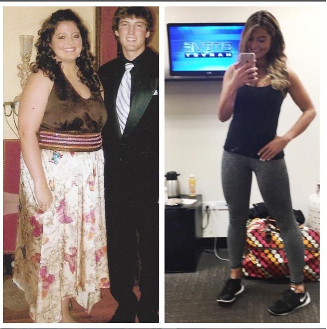 9X xinh đẹp nước Mỹ gây sốc vì từng béo phì 123 kg - 10