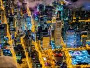 Du lịch - Những thành phố lung linh nhất trong đêm