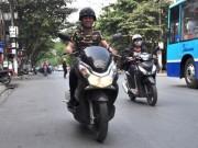 Tin tức trong ngày - Bật đèn xe máy ban ngày giúp kéo giảm tai nạn