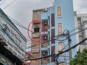 Tin tức trong ngày - Nổ lớn tại căn nhà 5 tầng ở Sài Gòn, 4 người nguy kịch