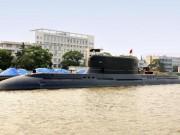 Thế giới - Uy lực tàu ngầm diesel-điện dài như sân bóng đá của TQ
