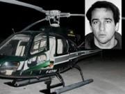 An ninh Xã hội - Tên tội phạm chỉ dùng trực thăng để vượt ngục