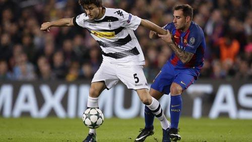 Barca – M'Gladbach: Hưng phấn tột độ, liên tục phá lưới - 1