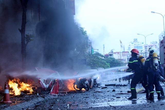 Cháy quán karaoke 13 người chết: Kỷ luật 3 sếp PCCC