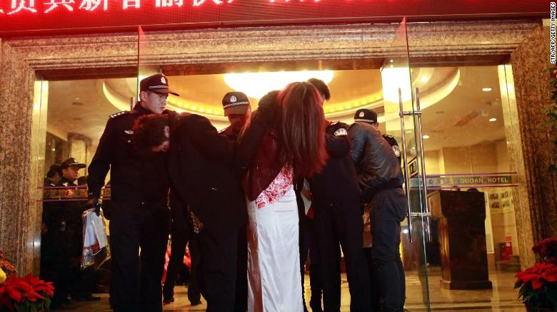 """Thâm nhập thủ phủ mại dâm """"tội lỗi"""" nhất Trung Quốc - 4"""