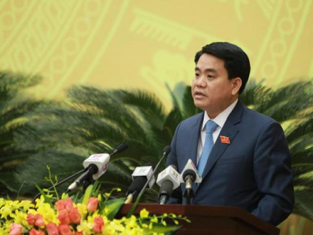 """Chủ tịch HN nói lại việc """"chi 128 tỷ không thấy khối bùn nào"""""""