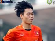 Bóng đá - Cầu thủ tuyển U21 Việt Nam nuôi chí lớn như Văn Toàn