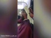 Phi thường - kỳ quặc - Không tưởng: Dùng dao búa và chặt thịt lợn cắt tóc