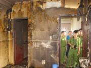 Tin tức trong ngày - Vụ nổ 4 người bỏng nặng: Dùng xăng lau nhà còn hút thuốc khác nào tự sát