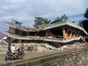 52 người chết, hàng loạt nhà đổ vì động đất ở Indonesia