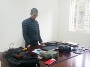 An ninh Xã hội - Siêu trộm tiền tỷ thực nghiệm vụ đột nhập căn hộ ở HN