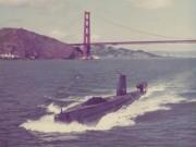 """Thế giới - Tàu ngầm """"rắn săn mồi"""" tối mật Mỹ rình mò Liên Xô thế nào"""