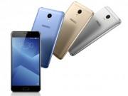 Dế sắp ra lò - Ra mắt Meizu M5 Note dùng pin 4.000 mAh, giá rẻ