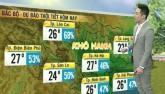 Dự báo thời tiết VTV 7/12: Bắc Bộ hanh khô, miền Trung mưa lớn
