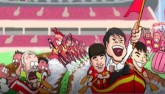 ĐTVN: Fan và cách cổ vũ có 1 không 2 trước bán kết