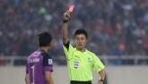 ĐTVN: Hé lộ lý do thủ môn Nguyên Mạnh bị thẻ đỏ