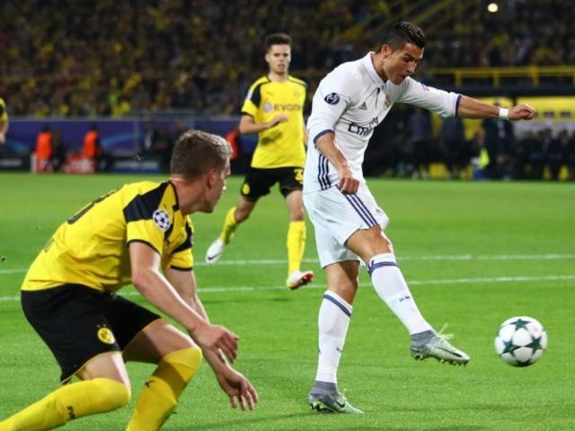 Real Madrid – Dortmund: Bật tung phút 88