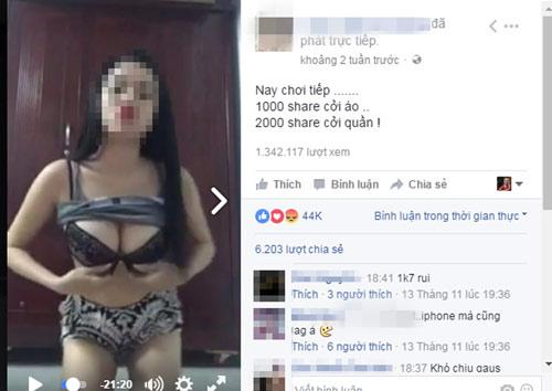 """Các """"thánh nữ livestream"""" khiêu dâm sẽ bị xử lý ra sao?"""