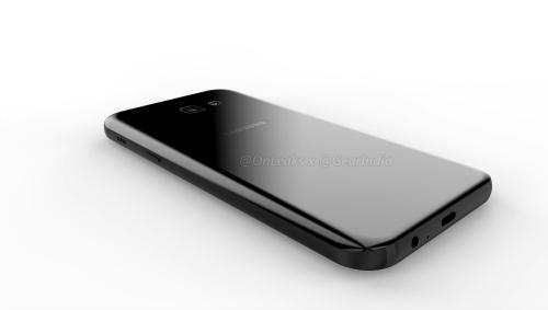 Lộ diện ảnh và video Samsung Galaxy A7 (2017) - 1
